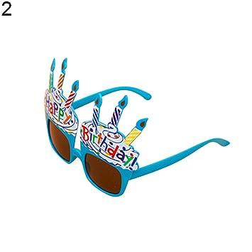 Amazon.com: Gafas de fiesta gloaSublim, creativas y ...