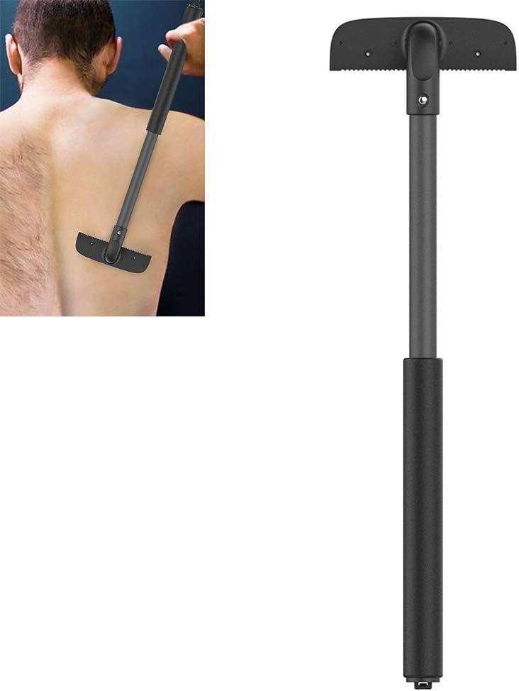 Afeitadora Corporal Hombres Back Shaver Manual Ajustable Volver ...