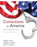 Corrections in America: An Introduction (14th Edition)