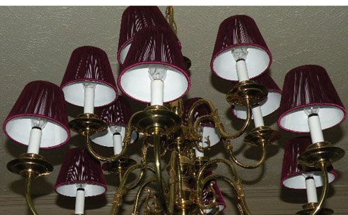 Chandelier Lamp Shades for sale  Delivered anywhere in USA