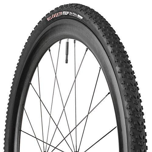 Clement MXP Tire - Tubeless Black, 700 x 33 by Clement