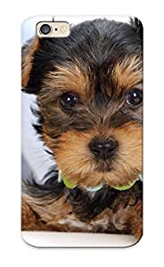15bd0d61292 Goldenautumn Yorkshire Terrier Puppy Durable Iphone 6 Tpu Flexible Soft Case With Design