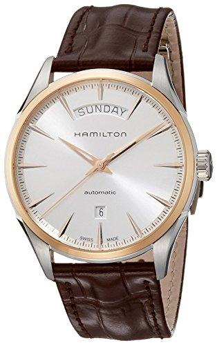 HAMILTON watch Jazzmaster Day Date H42525551 Men's [regular imported goods]