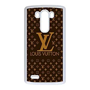 Exquisite stylish Louis with Vuitton phone protection shell LG G3 Cell phone case for LV Logo pattern personality design