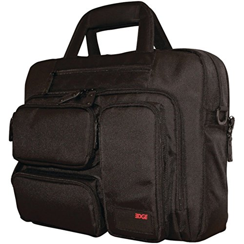 Edge Notebook Briefcase (Mobile Edge MEBCC1 16 Notebook Briefcase Corporate Series Black W/Padded Strap Electronics Computers Accessories)