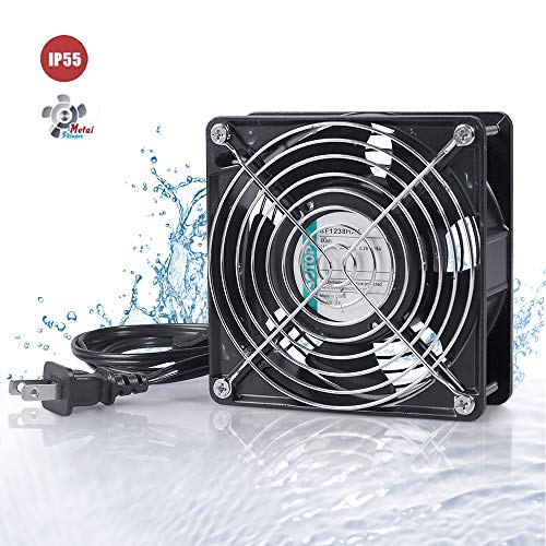 4 in axial fan - 3