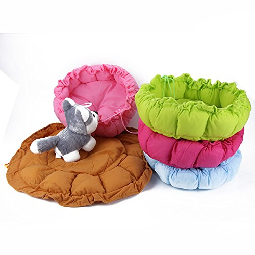 Small Pet Bed Pet Cat Small/medium Dog Bed Soft Warm House K