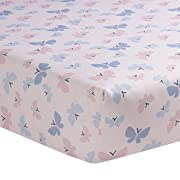 Bedtime Originals Butterfly Meadow Sheet
