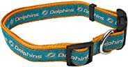 NFL Dog Collar. 32 NFL Teams Available in 4 Sizes. Heavy-Duty, Strong & Durable NFL PET Collar. Football G