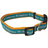 Pets First NFL Miami Dolphins Pet Collar, Small