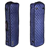 Tonareli Viola Case Cover for oblong fiberglass cases - Navy