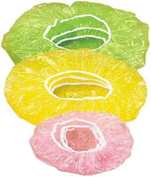 JBNS Utile appareils m/énagers 24PCS Alimentaire /élastique Couvre Couvercles pour Les Fruits Coupes ou de la Nourriture Cover Set Cuisine Gadgets