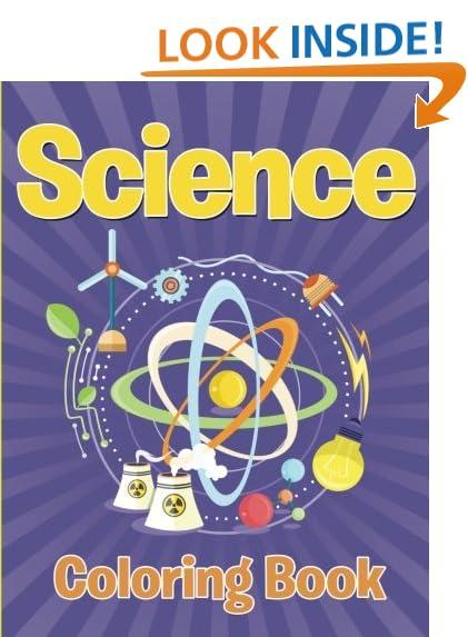 science coloring book - Neuroanatomy Coloring Book