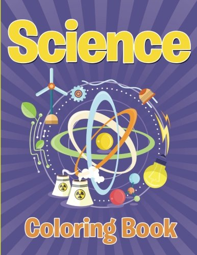 Science Coloring Book