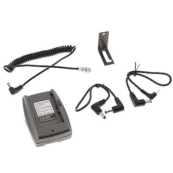 F Fityle Cargador de Batería con Cable Compatiblre y Adaptador ...