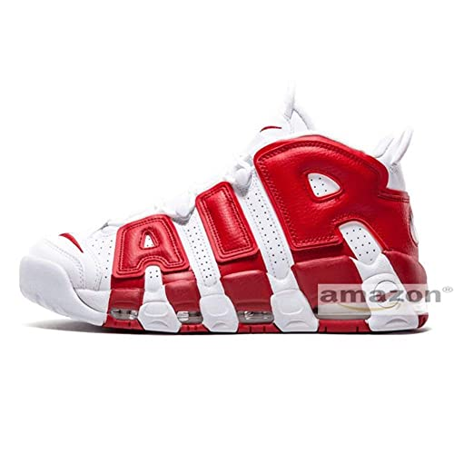 nike air more uptempo donna rosso