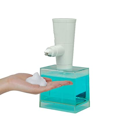 Jabón Baño Dispensador Smart Foam Hand Sanitizer Dispensador De Jabón Automático Lavadora De Inducción Dispensador De