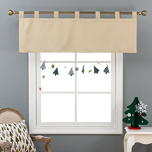 tab top curtains insulated - 5
