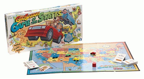 - GeoSafari Game of the States by Educational Insights