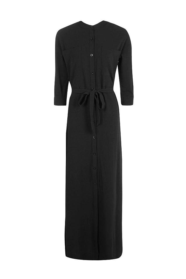 Split side maxi tshirt dress
