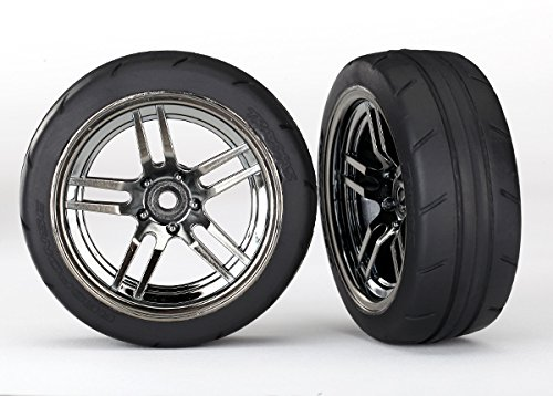 - Traxxas Tires And Wheels Assembled (1.9' Response Tires) (Front) (2)