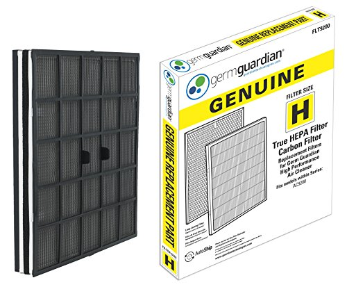 GermGuardian-FLT9200-GENUINE-True-HEPA-Replacement-Filter-H-for-AC9200WCA-Air-Purifier