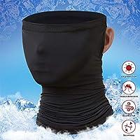 Idefair - Polainas para el cuello, protección UV
