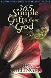 365 Simple Gifts from God, John Killinger, 0687089492