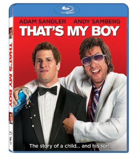 That's My Boy [Blu-ray]