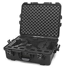 Nanuk 945-DJI31 Waterproof Hard Case with Foam Insert for DJI_Phantom 3 - Black (OBSOLETE)