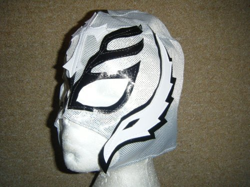 Sophzzzz Rey Mysterio Childrens Zip Up Mask ()