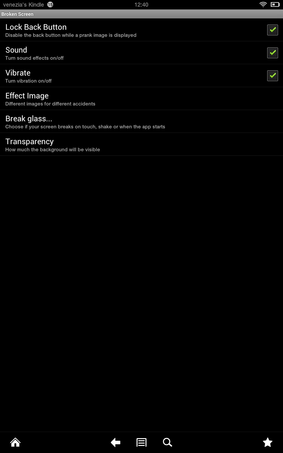 Broken screen prank appstore for android - How to do the broken tv screen prank ...
