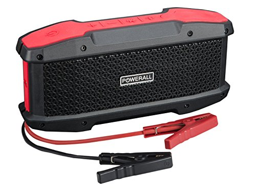 Powerall Journey Starter Bluetooth Speaker