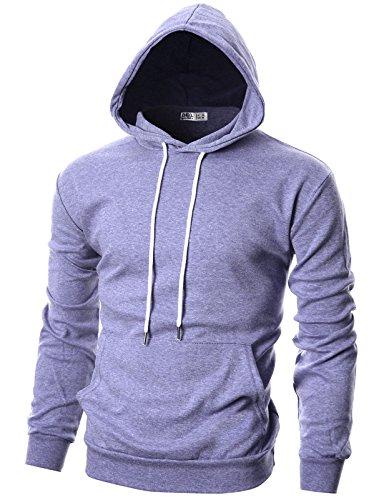 Ohoo Sleeve Lightweight Hoodie Pocket