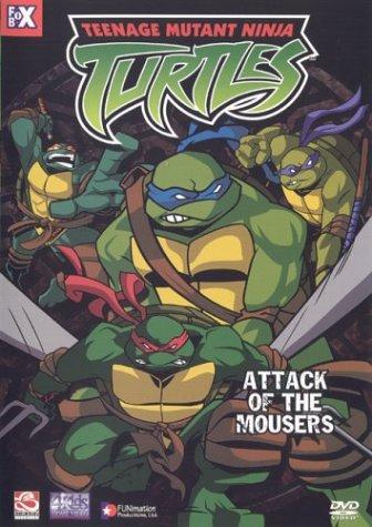 Amazon.com: Teenage Mutant Ninja Turtles - Attack of the ...
