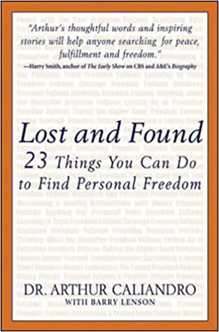Lost and Found: 23 Things You Can Do to Find Personal Freedom