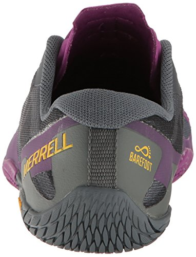 Merrell Women's Vapor Glove 3 Trail Running Shoes Grey (Turbulence) iQMaavhGF