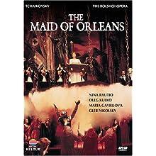 Tchaikovsky - The Maid of Orleans / Rautio, Kulko, Gavrilowa, Gluboky, Krutikov, Mikhajlov, Mishenkin, Nikolsky, Pochapsky, Redkin, Lazarev, Bolshoi Opera (2005)