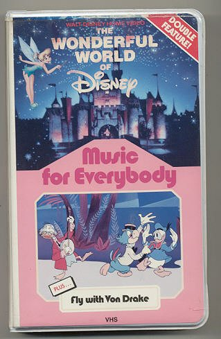 of Disney: Music for Everybody & Fly with Von Drake ()