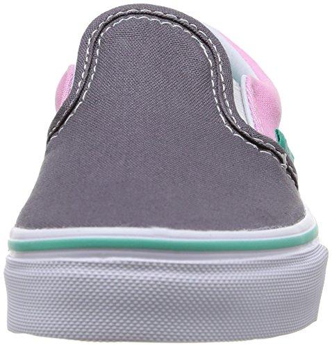 Camionnettes Enfants Classique Slip-on (little Big) Pop Lapin / Prisme Rose