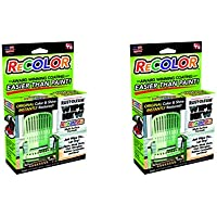 Wipe New Rust-oleum R6PCRTLKIT Recolor Paint Restorer with Wipe-On Applicator Set of 2