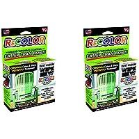 Wipe New Rust-oleum R6PCRTLKIT Recolor Paint Restorer with Wipe-On Applicator Set of 2