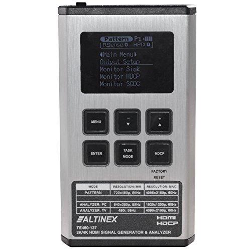 2K/4K HDMI Signal Generator and Analyzer ()