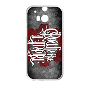 crown the empire logo Phone Case for HTC One M8