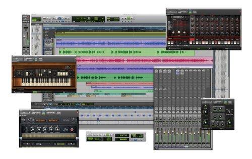 Digidesign Avid Pro Tools 8 TDM Software (Electronic (Pro Tools Tdm Plug)
