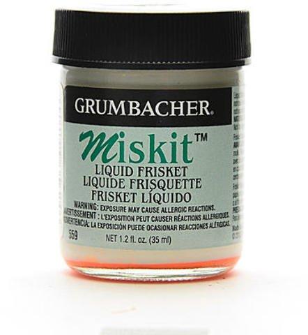 Grumbacher Miskit Liquid Frisket 1 pcs sku# (Miskit Liquid)