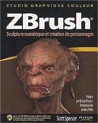 Zbrush : Sculpture numérique et création de personnages (1Cédérom)