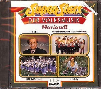 Goldried Quintett - Superstars Der Volksmusik Folge 3 - Mariandl By Various - Zortam Music
