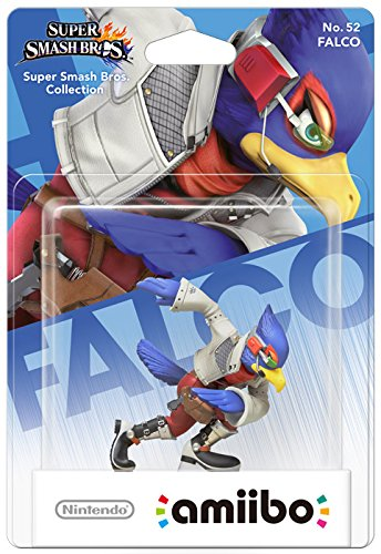 227 opinioni per Amiibo Falco- Super Smash Bros. Collection