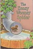 The Eensy Weensy Spider, Golden Books Staff, 0307124711